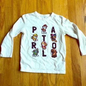 GAP Paw Patrol Shirt